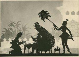 De film 'Die Abenteuer des Prinzen Achmed' uit 1926