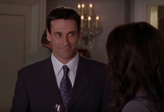 Jon Hamm Gilmore Girls